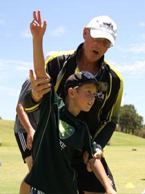 Cricket Coahing Camp in Wembley Downs, Perth