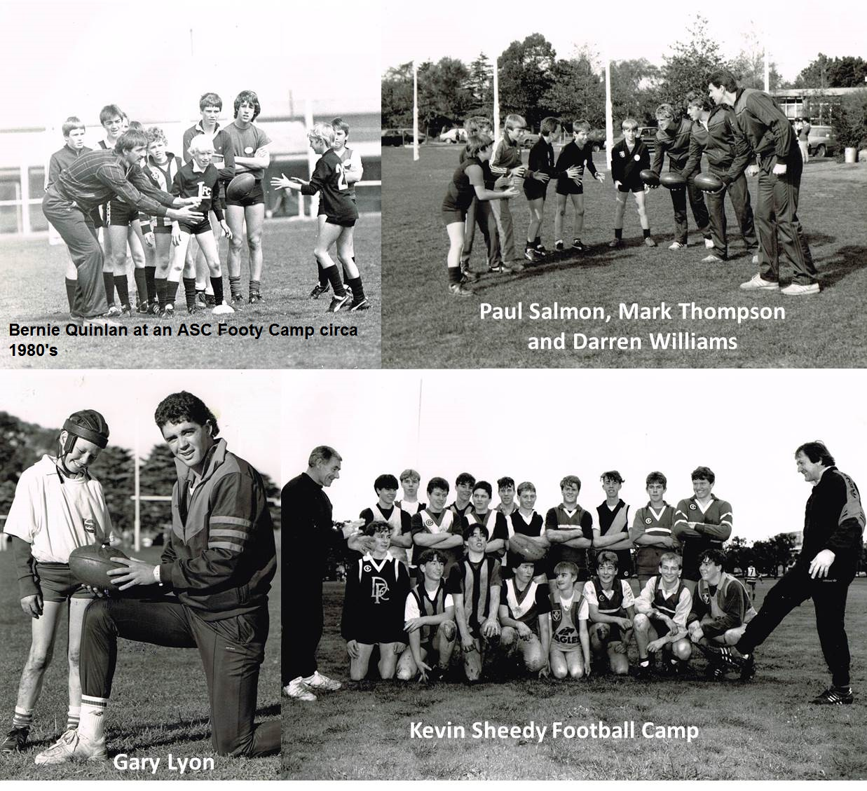 AFL coaches
