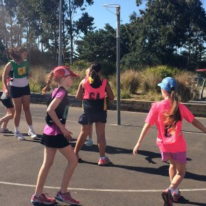 ACT Netball Camp, Canberra