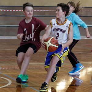 NSW Basketball Camp, Moore Park