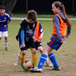 NSW Soccer Camp, Hunters Hill