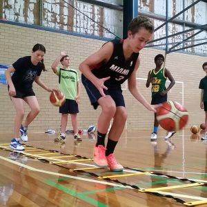 VIC Basketball Camp, East Hawthorn