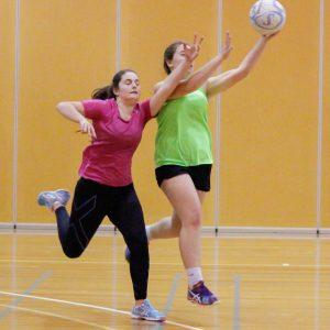 Netball Drills for Juniors WA Netball Camp, Claremont