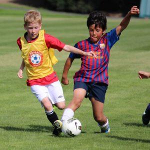 WA Soccer Camp, Jolimont