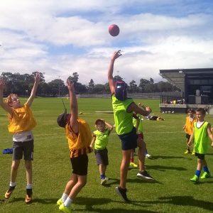 NSW Football Camp, Daceyville, Sydney
