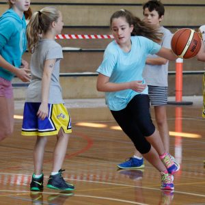 QLD Basketball Camp, Brendale