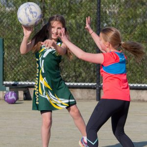 Netball Drills for Juniors VIC Netball Camp, Hampton