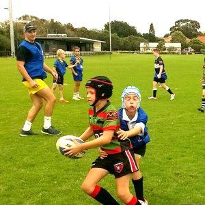 WA Rugby League Camp, South Perth