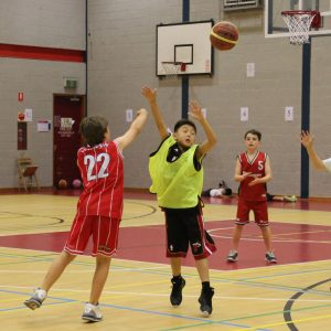 SA Basketball Camp, Adelaide