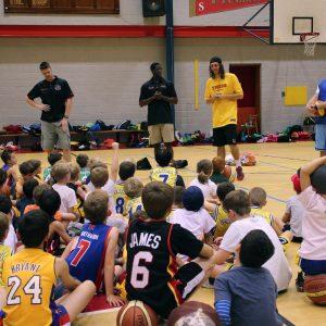 ASC Basketball Camp Mentone VIC