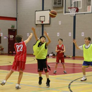 Popular Team Sports for Kids in Australia Basketball