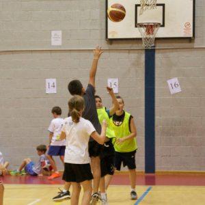 WA Basketball Camp, Claremont