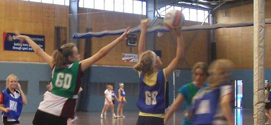 Popular Team Sports for Kids in Australia Netball