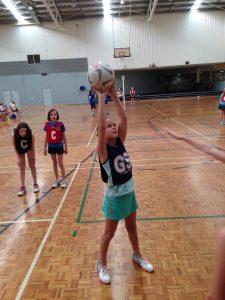 Netball Drills for Juniors Netball Goal Shooter