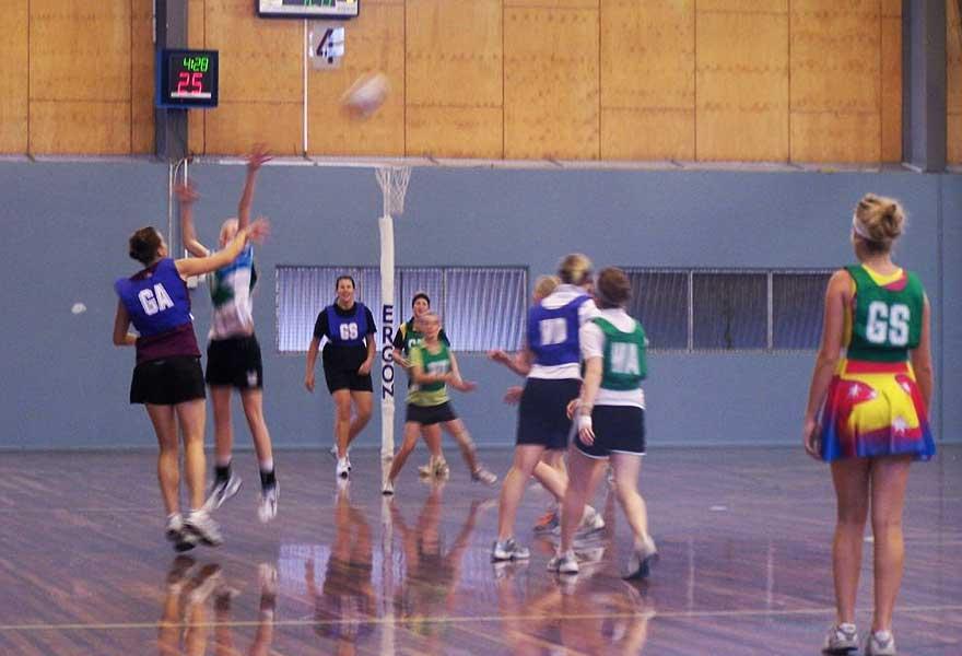 Netball Drills for Juniors Drills at ASC