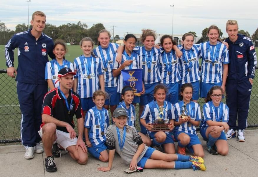 Soccer Clubs in Melbourne Brighton