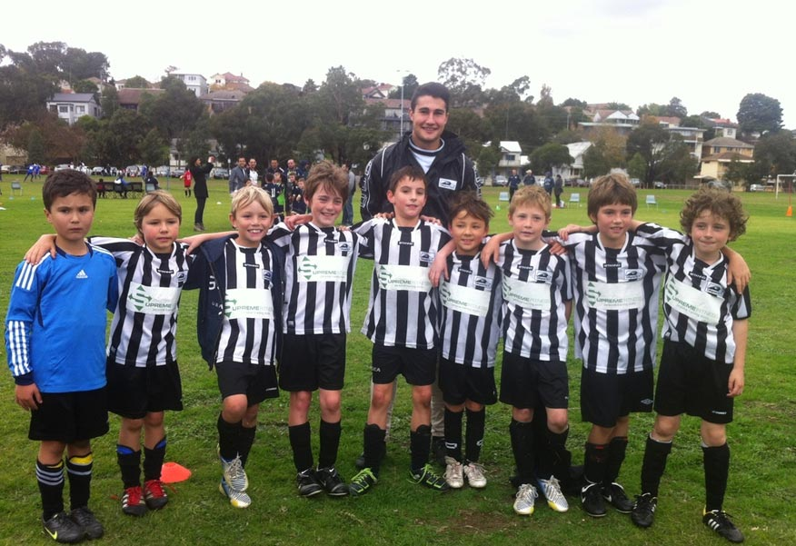 Soccer Clubs in Melbourne Collingwood