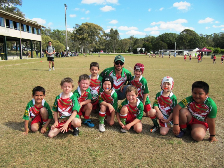Finding Rugby League Clubs In Brisbane For Kids Capalaba Warriors Junior Rugby League Football Club
