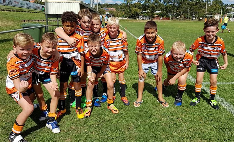 Finding Rugby League Clubs In Brisbane For Kids Carina Junior Rugby League Football Club