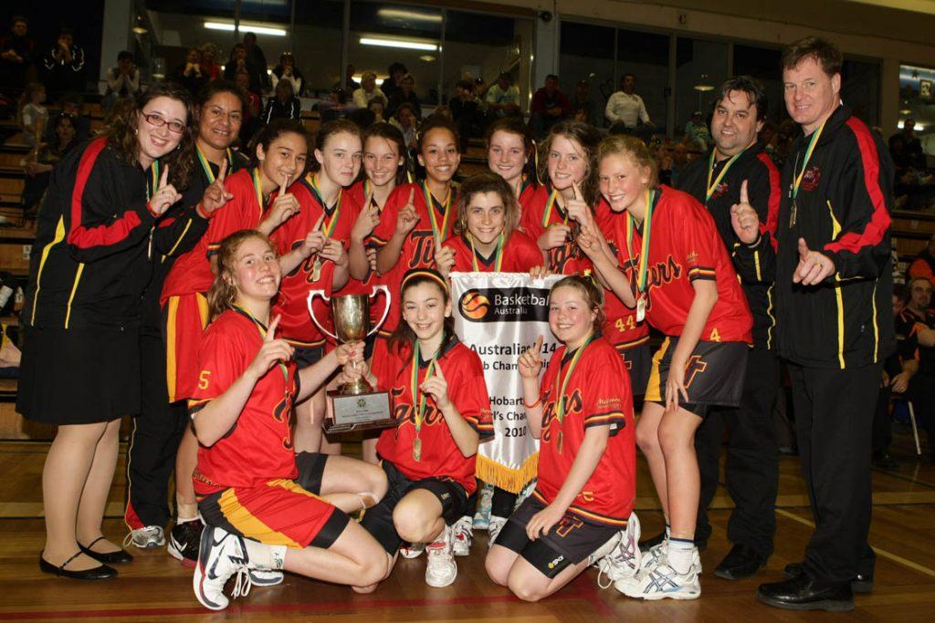 Melbourne Tigers Junior Basketball Club