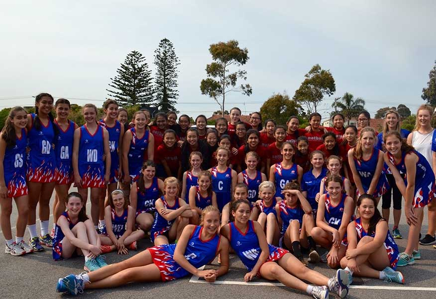Netball Clubs in Melbourne Port Melbourne