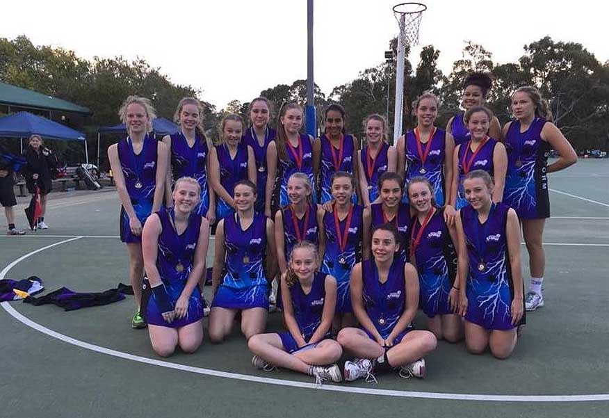 Netball Clubs in Melbourne St. Christophers