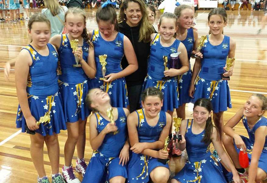 Netball Clubs in Melbourne Williamstown Juniors
