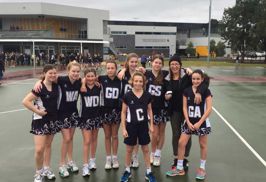 Netball Clubs in Melbourne St Anthonys