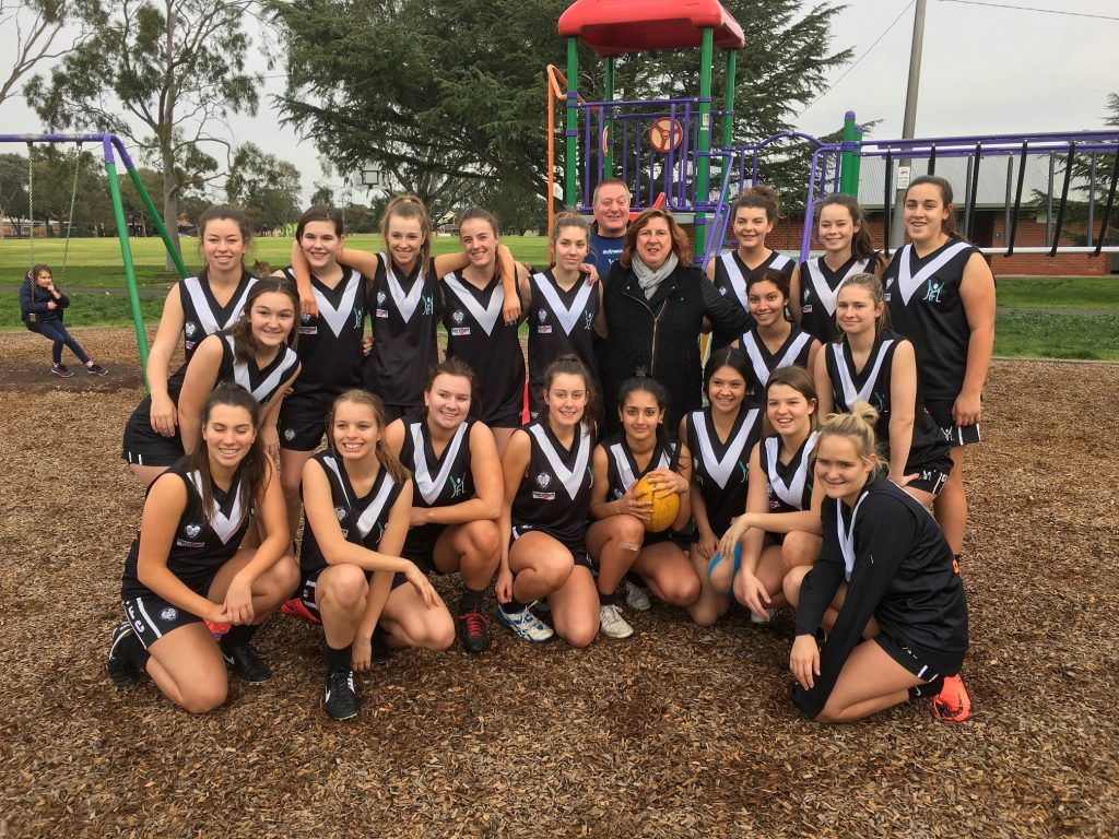 Best AFL Footy Clubs In Melbourne For Kids Ivanhoe Junior Football Club 02