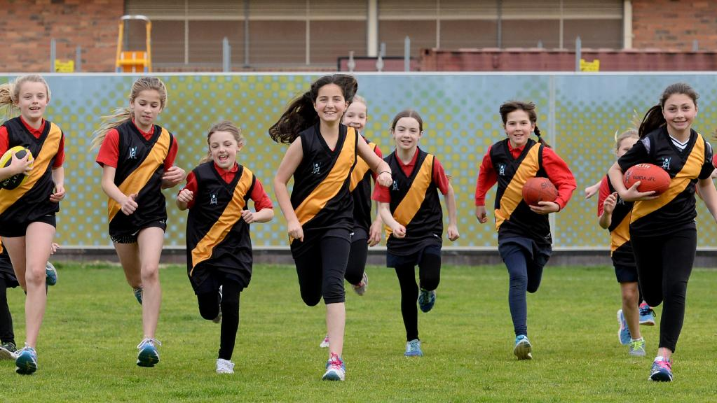 Best AFL Footy Clubs In Melbourne For Kids Richmond Junior Football Club