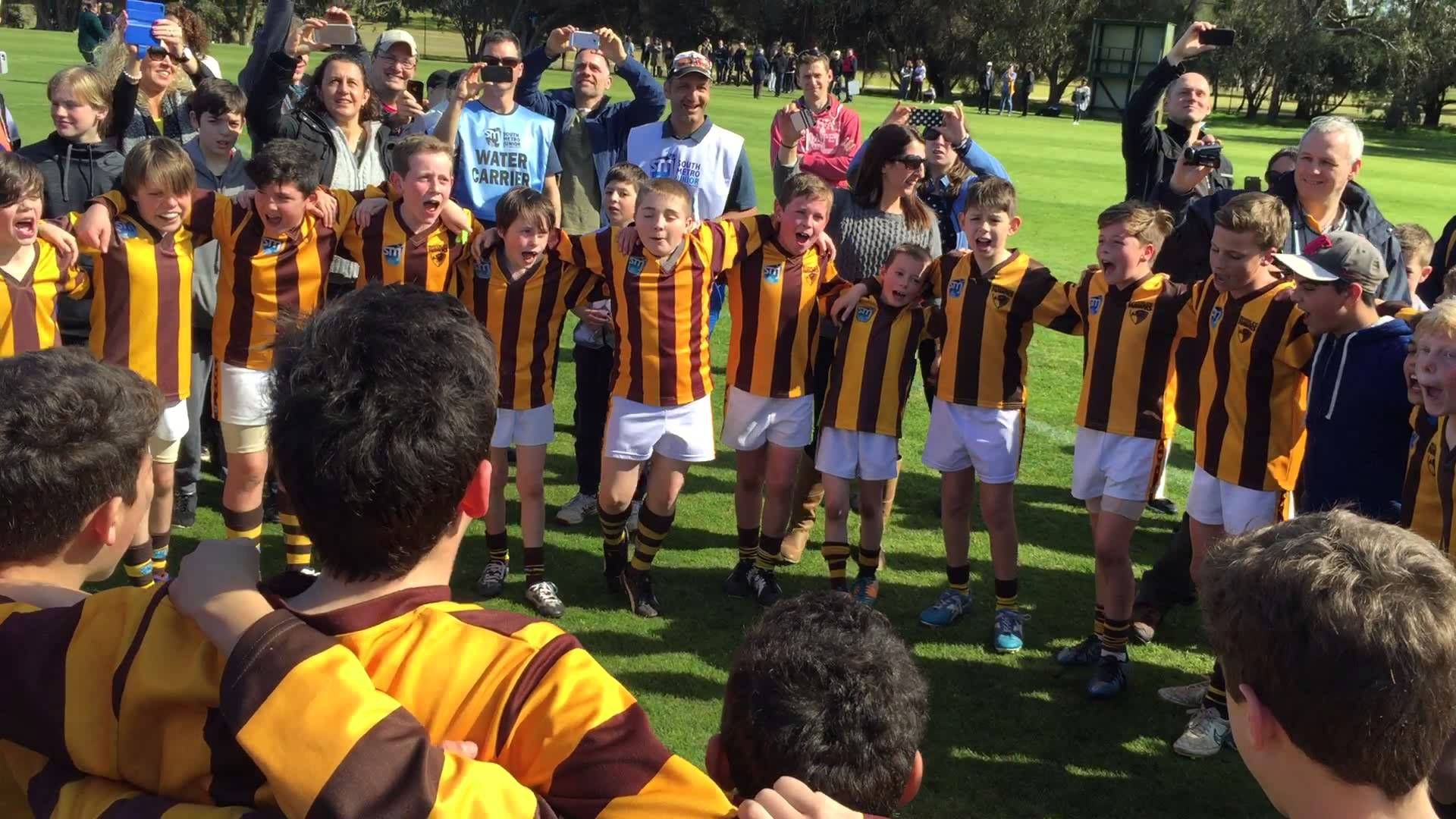 Best AFL Footy Clubs In Melbourne For Kids Waverley Park Hawks