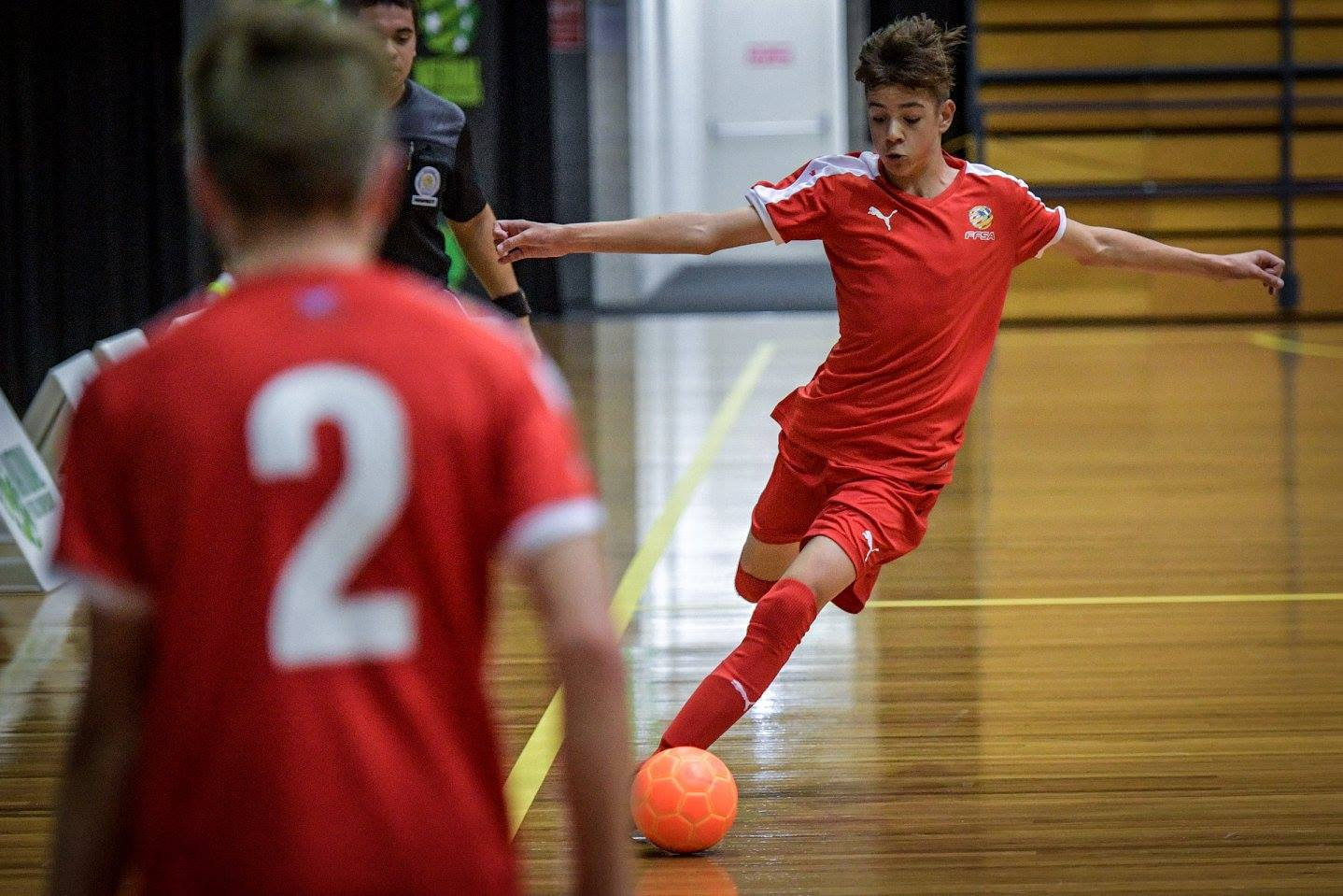 How to Get Kids Into Futsal Intro