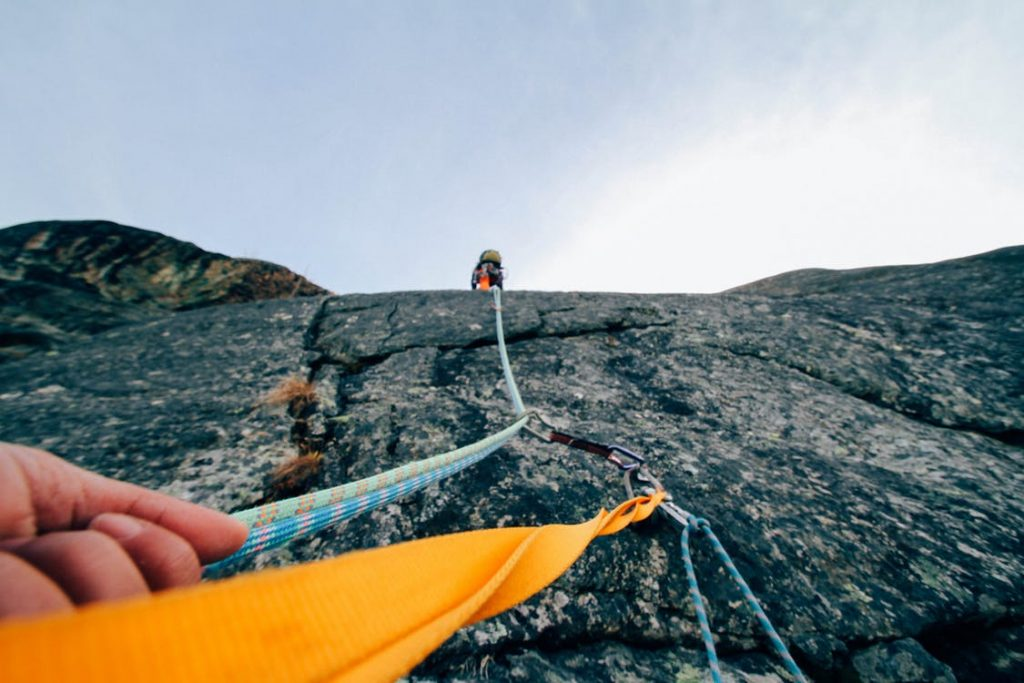Rock Climbing Essentials for Kids Ropes
