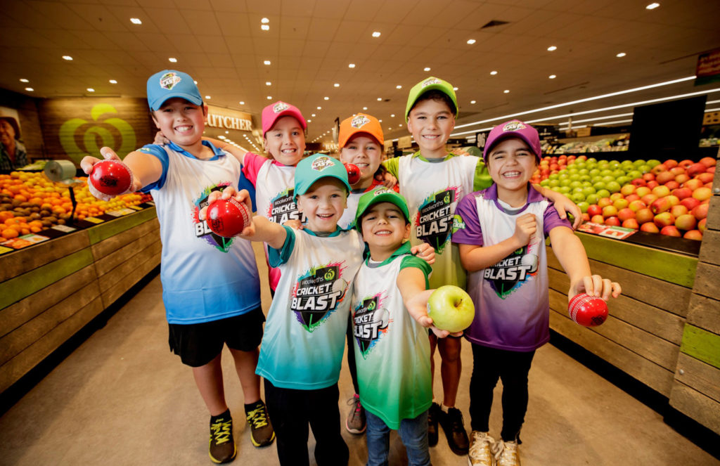 Best Cricket Clubs in Melbourne for Kids Woolworths Cricket Blast