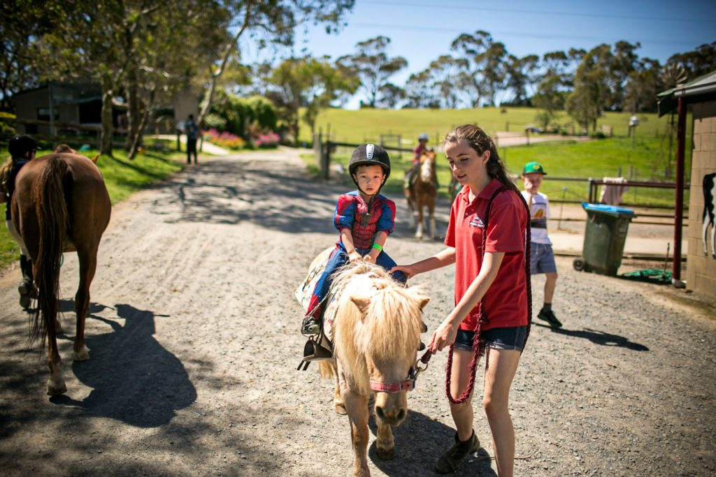 How Kids Can Learn Horse Riding in Adelaide Four Oaks Farm