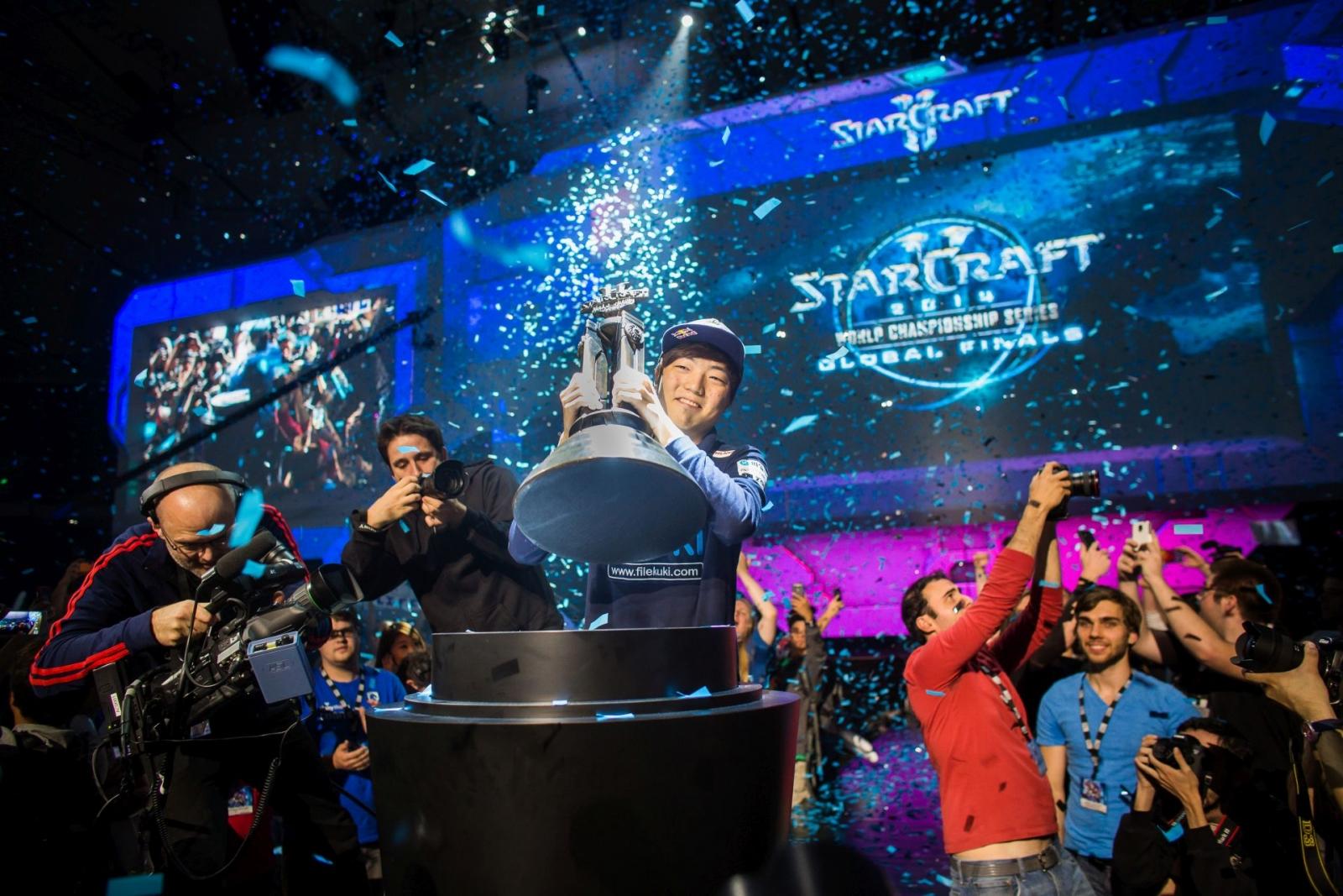 Getting Involved in Esports In Australia StarCraft
