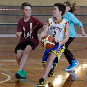 NSW Basketball Camp, Kensington