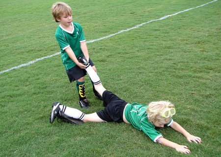 bullying in youth sport