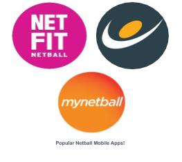 popular netball mobile apps