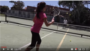 tennis kids camp australia