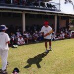 Justin Langer Cricket Camp