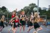 Junior netball