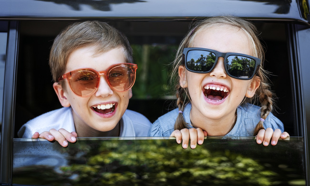 Driving Your Kids to Their Sport Events
